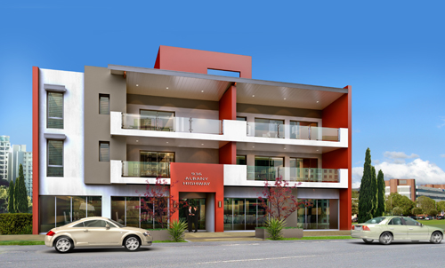 Residential commercial perth residential developments for 2 story commercial building plans
