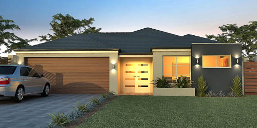 single storey home plans